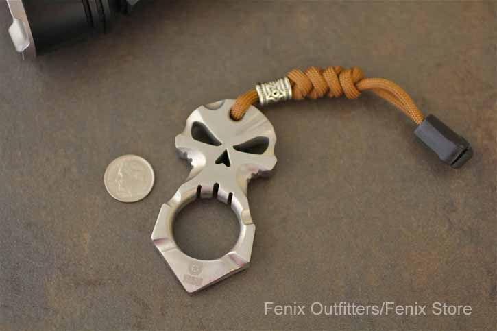 """Urban Operators's """"Titanium Skull Design Self Defense Tool"""""""