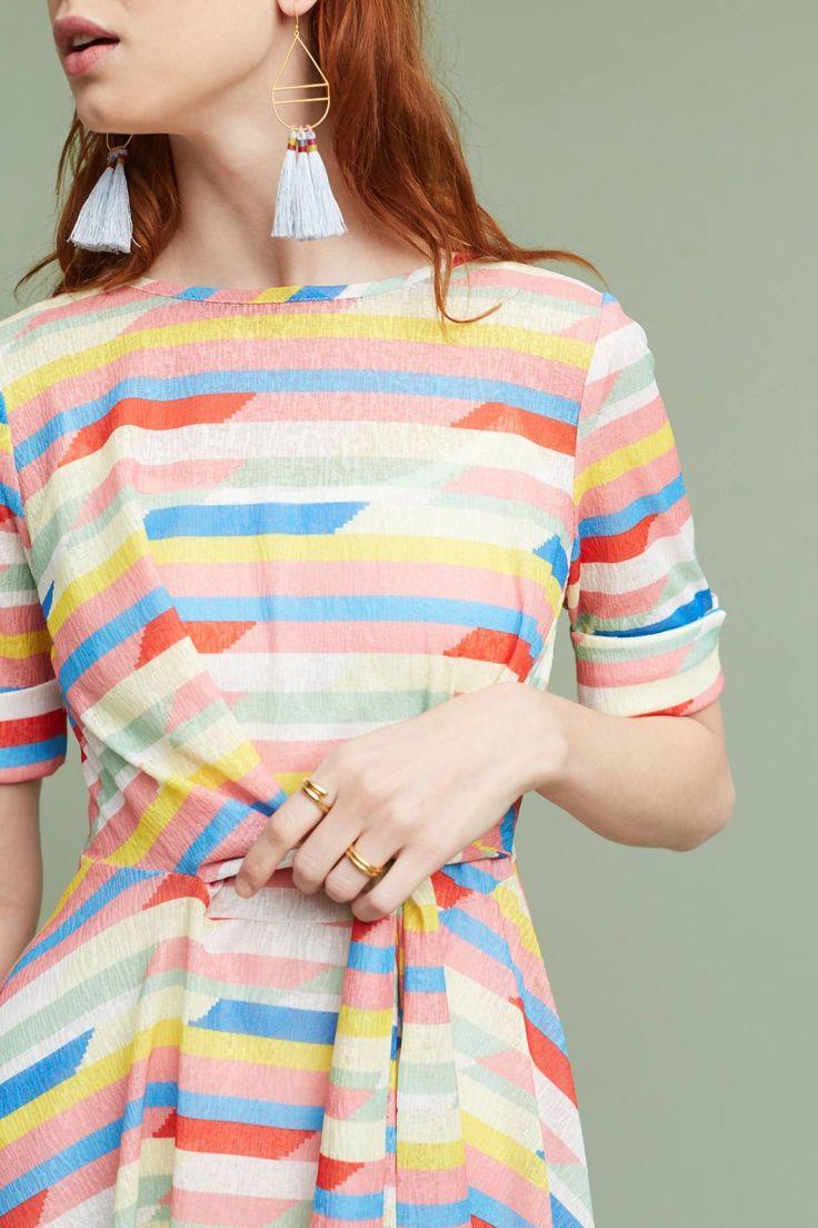Carrie Tie-Waist Dress
