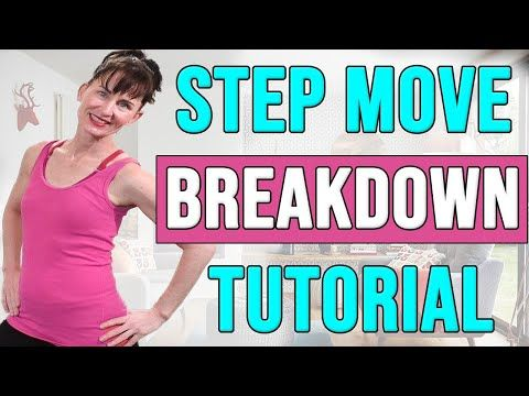 Aerobics Workout Music - STEP AEROBICS MOVE BREAKDOWN