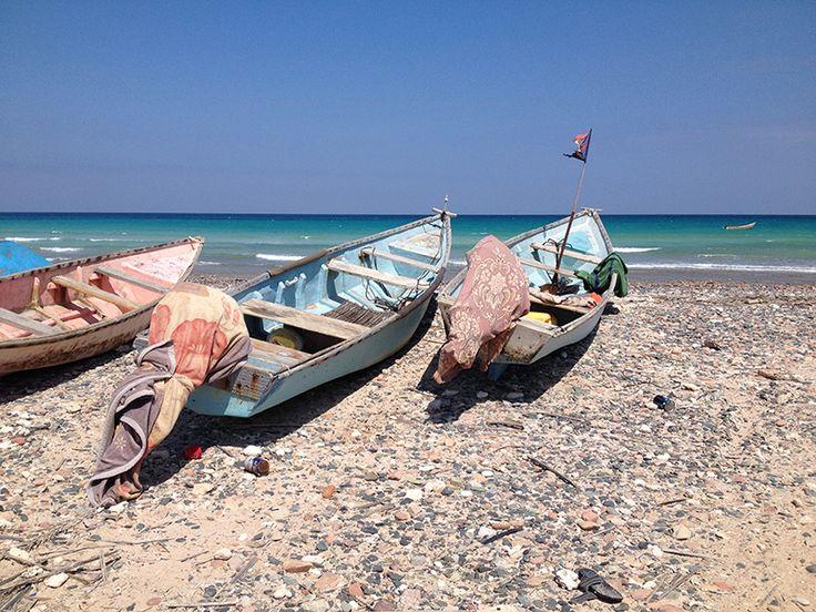 Сокотра. Аденский залив. Плавание мимо Сомали, 16-21 февраля