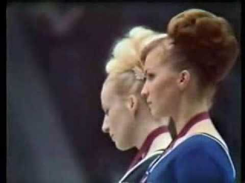 Things you never expected to see at the Olympics - Gymnastics