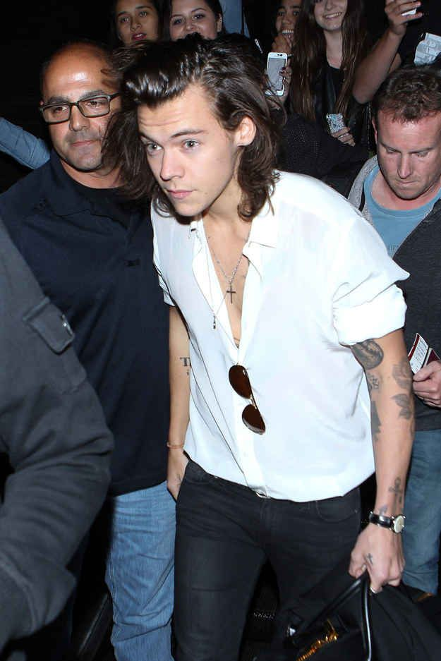 12449b6ed31 25 Photos That Prove Harry Styles  Chest Had The Best Year Ever ...
