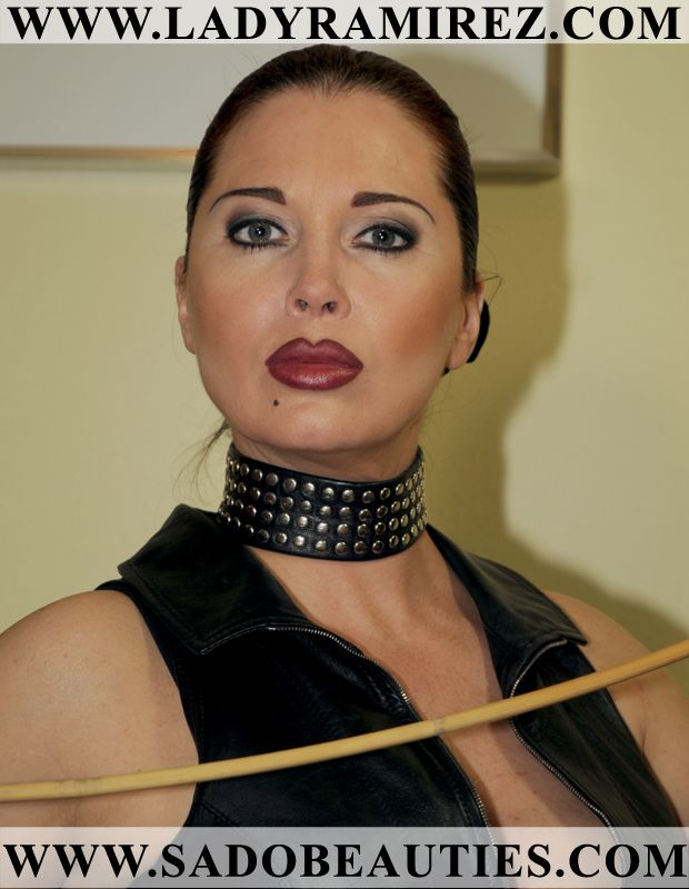 Gorgeous and divine Domina :: LADY RAMIREZ :: is a certified Sado Beauty! Visit her Website here: http://www.ladyramirez.com http://www.bdsm-filmpalast.com Watch out! Brandnew Clipstore is under Construction right now and will be launched next Week with lots of HD Clips and special Stuff!