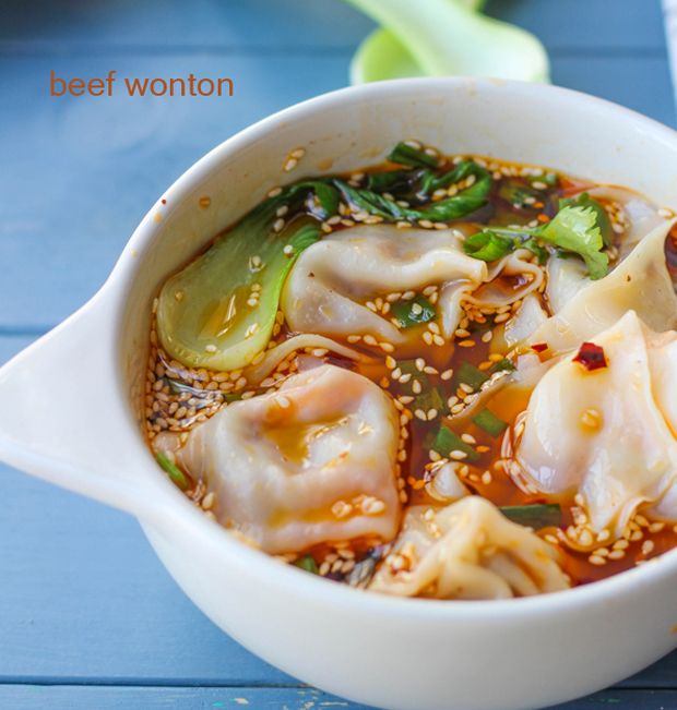 359 best asian recipes images on pinterest cooking food chinese beef wonton recipe china sichuan food i cook different forumfinder Images