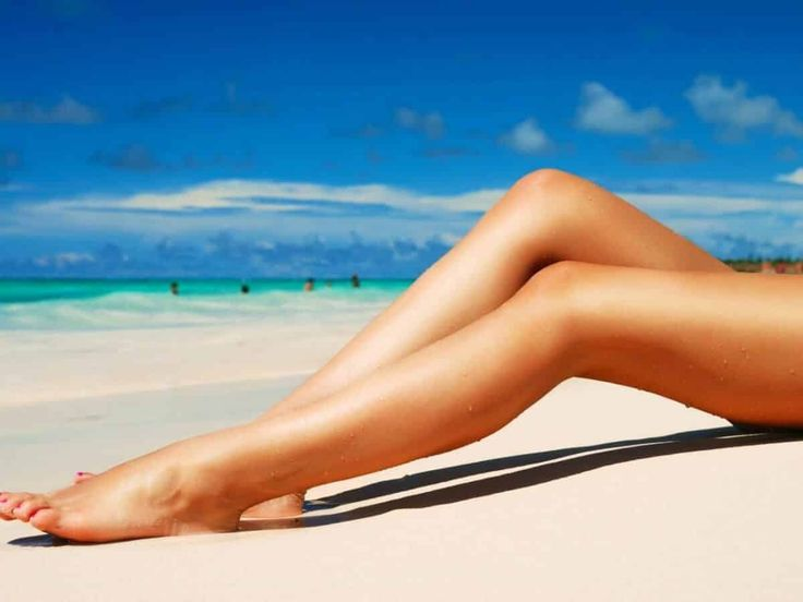Mad about legs: 7 Yoga moves for those sexy beach-ready legs