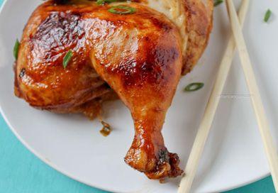 Çin Usulü Fırın Tavuk, 3 saatlik bir tarif. Ama sakın korkmayın, burada şef fırın. Size yalnızca eti marineleyip buzdolabında bekletmek kalıyor.Tarif şöyle;