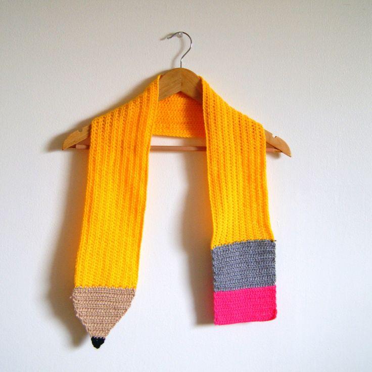 170 best Crochet/Knitting - Scarves images on Pinterest | Crochet ...