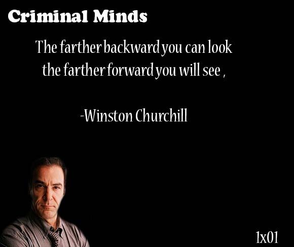 Quotes From Criminal Minds Inspiration 9 Best Criminal Minds Quotes Images On Pinterest  Criminal Minds . Design Inspiration