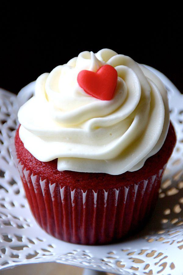Cami Cakes Red Velvet Cupcake Recipe