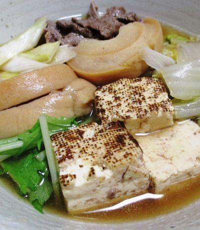 車麩と焼き豆腐のすき焼き風煮物 by syu♪さん | レシピブログ - 料理 ...