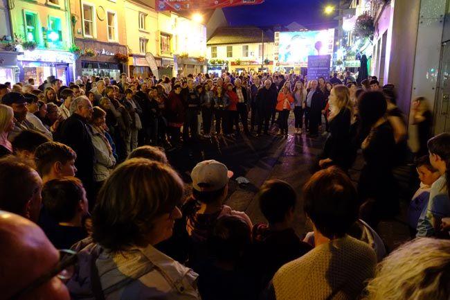 Record Crowds At Comhaltas All Ireland Fleadh Cheoil In Sligo - Fleadh Cheoil 2015
