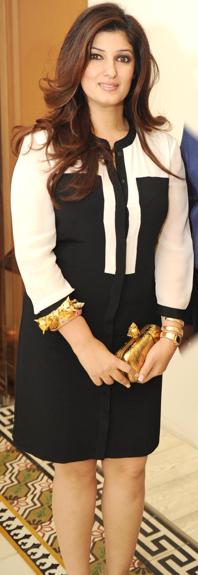 Twinkle Khanna #Bollywood #Fashion