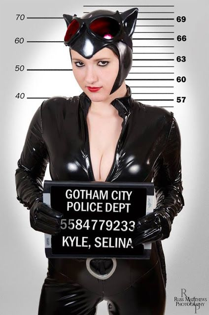 Galaxy Fantasy: Catwoman y Poison Ivy, dos chicas Cosplay de Gotham City