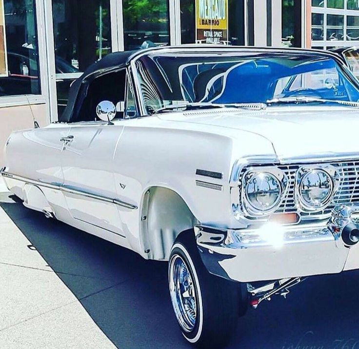 63 Chevy Impala Rag Low low.......