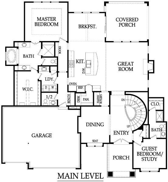 Delightful James Engle Custom Homes, LLC   Floorplans