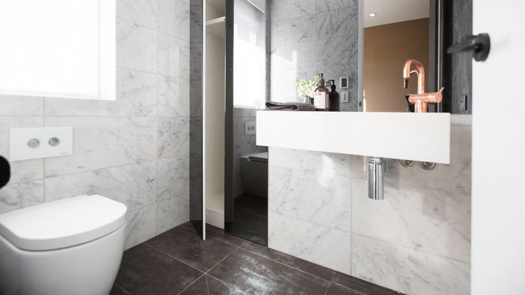 145 Best Images About Good Looking Bathrooms On Pinterest Grey Tiles Feature Tiles And The Block