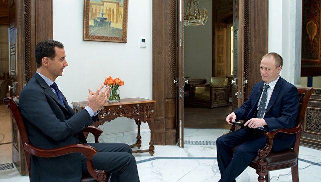 Το Κουτσαβάκι: Ο Άσαντ κατηγόρησε τη Δύση ότι εμποδίζει την έρευν...