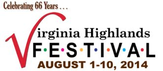Don't miss this festival!  Virginia Highlands Festival