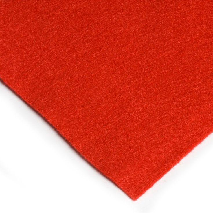 Fieltro lana - Fieltro de lana de 14 colores de gran calidad para realizar todo tipo de manualidades, confecciones, bolsos, sombreros, aplicaciones decorativas...