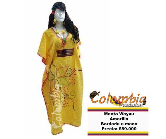 Mantas Wayuu - Colombia Expoartesanías
