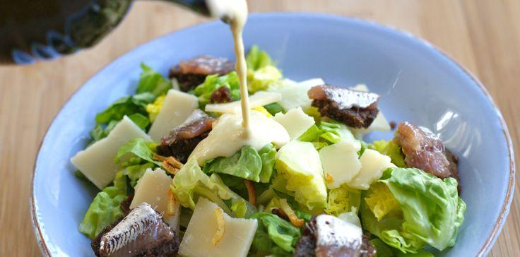 Smart Cæsarsalat