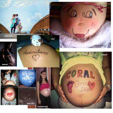 Tu barriga en el tercer trimestre de embarazo | Blog de BabyCenter
