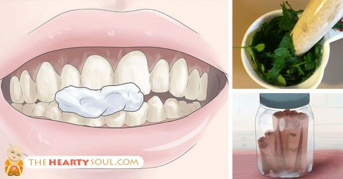 NEVER CHEW GUM AGAIN! KILL ODOR-CAUSING BACTERIA AND WHITEN TEETH WITH THESE 5 SUBSTITUTES