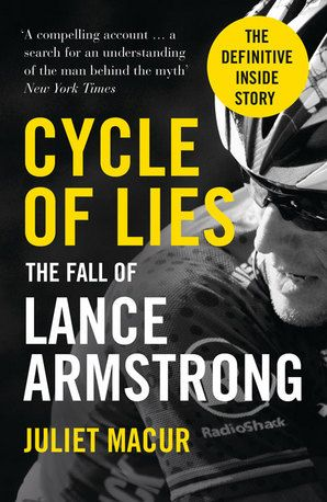 As Lance Armstrong's precipitous fall from grace continues, New York Times sports reporter Juliet Macur takes the reader behind the scenes to bring to life the astonishing twists and turns of the scandal that has rocked the world of cycling.