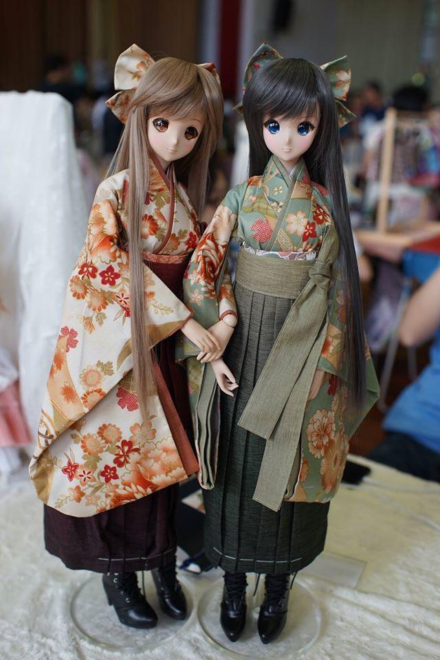 Smart Doll Mirai Suenaga and Kizuna Yumeno by リーオン ロー