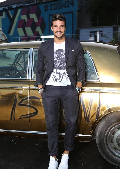 #MarianoDiVaio 25 GIUGNO 2015 MILAN FASHION WEEK – AMBASSADOR FOR CAMERA MODA