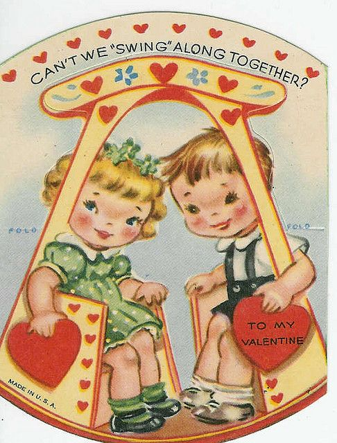 vintage valentines | Vintage Valentines | Flickr - Photo Sharing!