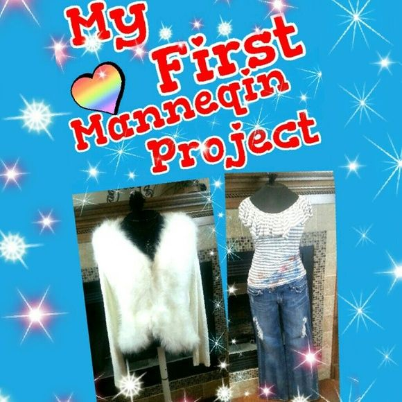 "Spotted while shopping on Poshmark: ""***MY FIRST MANNEQUIN PROJECT**""! #poshmark #fashion #shopping #style #Louis Vuitton #Dresses & Skirts"