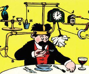 Rube Goldberg Instructables teen program idea