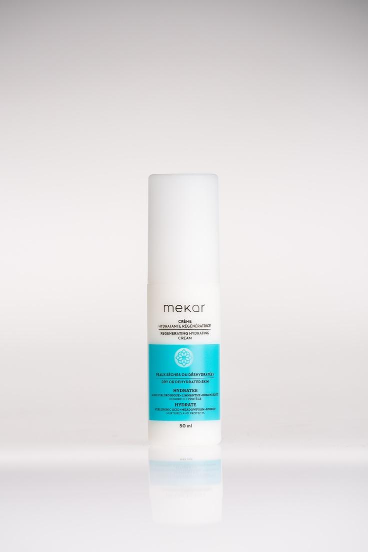 Crème hydratante régénératrice