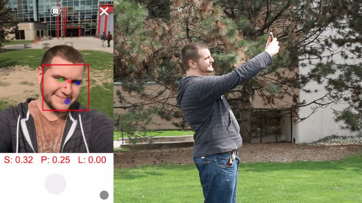 Researchers use science to help you snap 26% better selfies