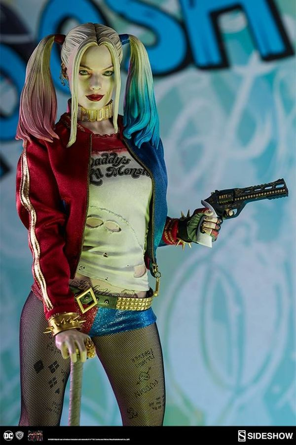 Suicide Squad Premium Format Harley Quinn Figure From Sideshow Toy