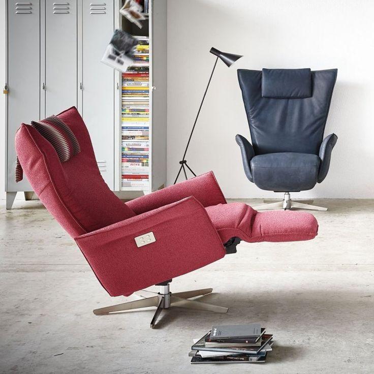 Designer Relaxsessel Batti - Design