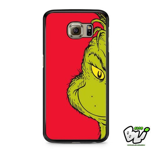 Grinch Christmas Monster Samsung Galaxy S6 Case