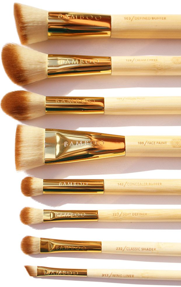 Zoeva Bamboo Set Vol. 2    #beautynews #beauty2015