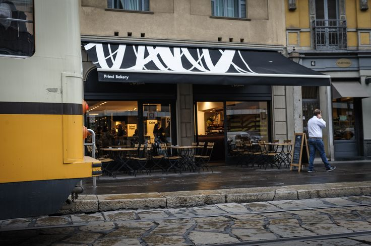 Princi Bakery, via Ponte Vetero