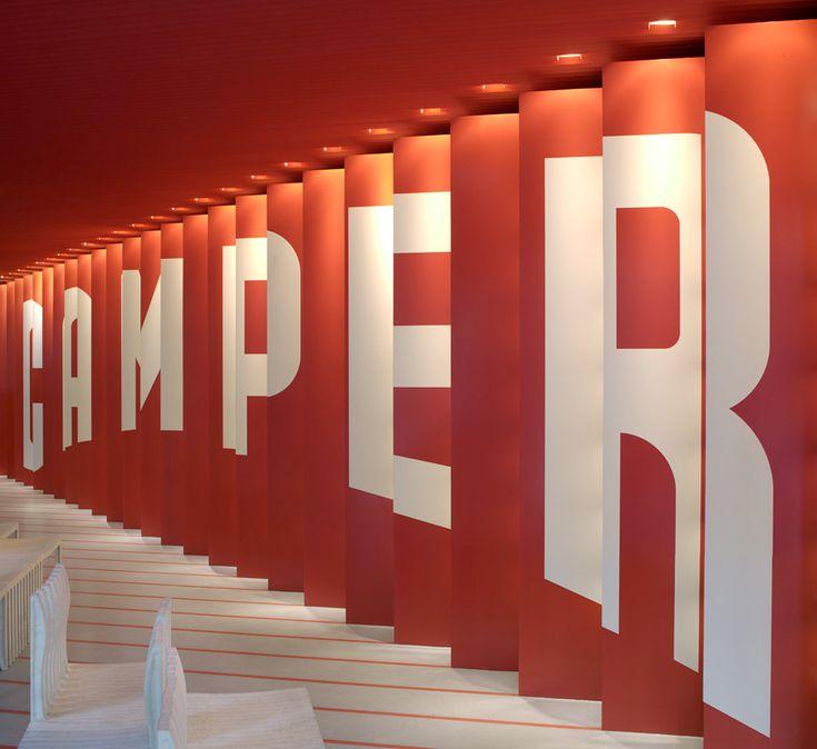 Camper's House of Shoes / Shigeru Ban Architects   Dean Maltz Architect