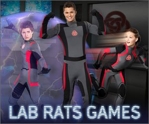 8 best Lab Rats images on Pinterest | Lab rats, Mighty med ...