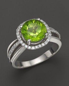 - Round Ring (worn by Sophie Kachinsky on 2 Broke Girls)