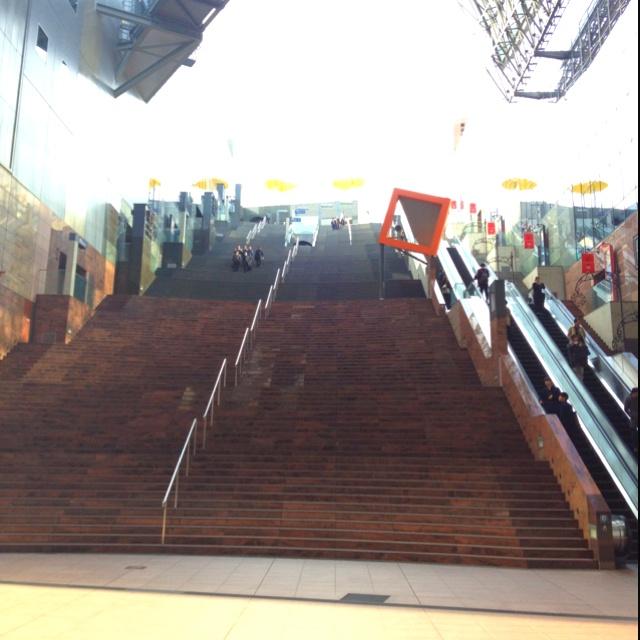 At Kyoto Station