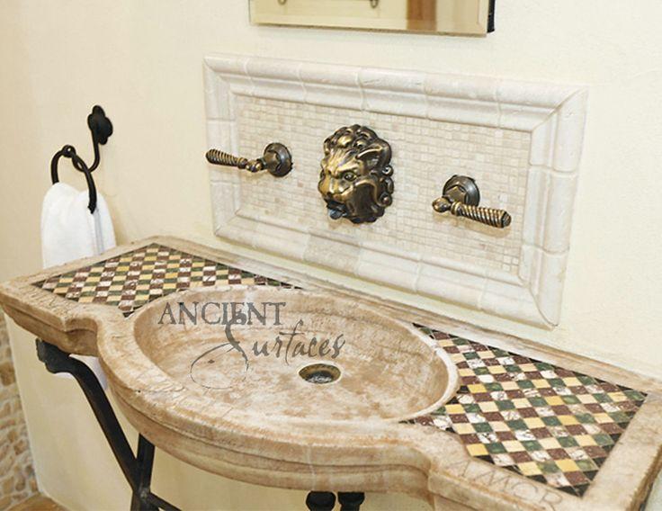 55 besten antique stone sink as seen on our website Bilder auf ...