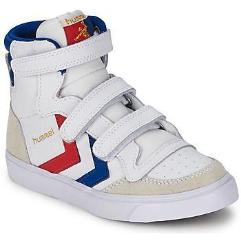 Ψηλά Sneakers Hummel STADIL JR VELCRO HIGH - http://paidikapapoutsia.gr/psila-sneakers-hummel-stadil-jr-velcro-high-5/