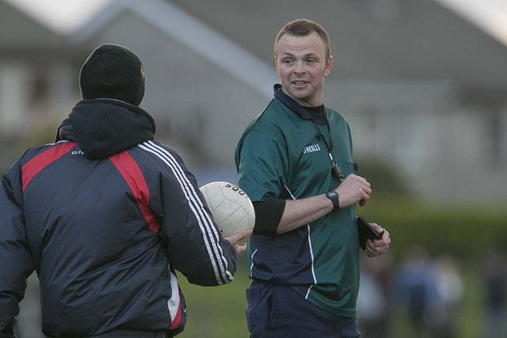 Wexford footballer apologises over his rant about Wicklow referee