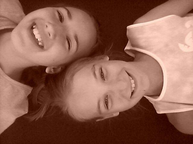 Me & my friend
