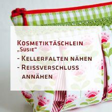"""pattydoo tutorial Kosmethiktäschlein """"Susie"""""""