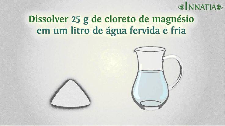 Como tomar o cloreto de magnésio: preparação e consumo - BR.INNATIA.COM